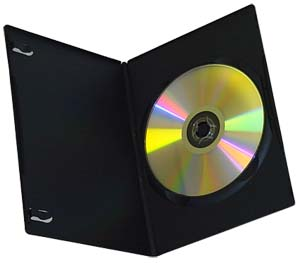 PROFESSIONALLY DESIGNED DVD CASE