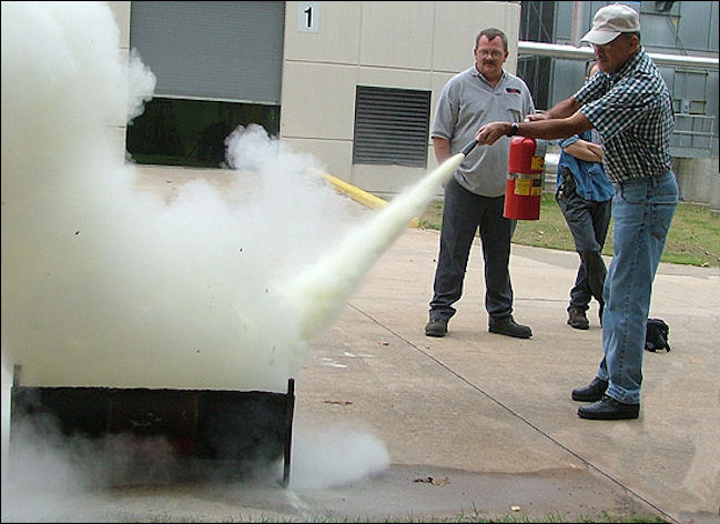 Fire Extinguisher and Fire Safety Training DOWNLOAD