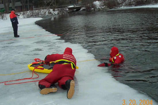 Ice Water Rescue Training Video DOWNLOAD