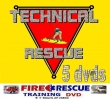 Art of Technical Rescue Skills Training 5+ Hours on 5 DVDs